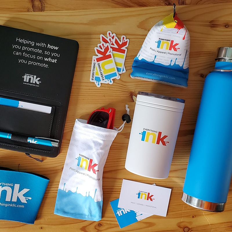 Promotional Printing Services | Everything Ink