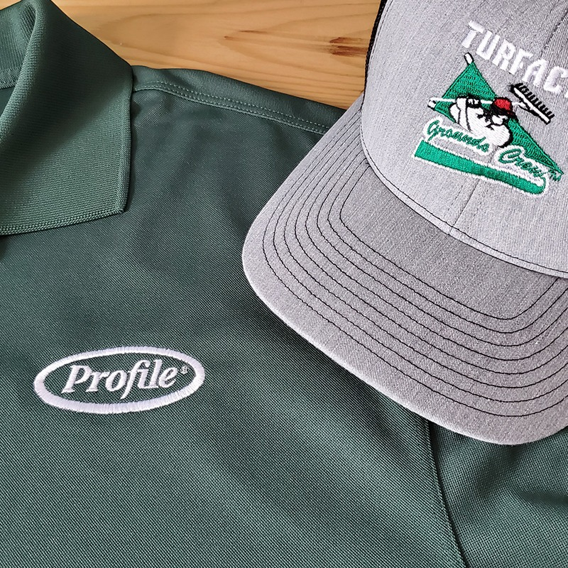 Custom Printed Promotional Shirts and Hats | Everything Ink