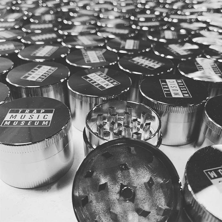 Branded Grinders | Everything Ink