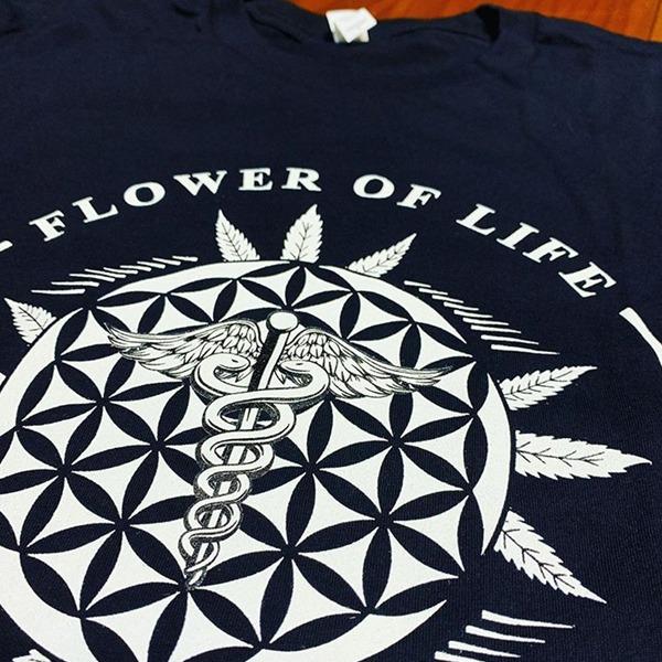 Custom Cannabis T-shirts | Everything Ink