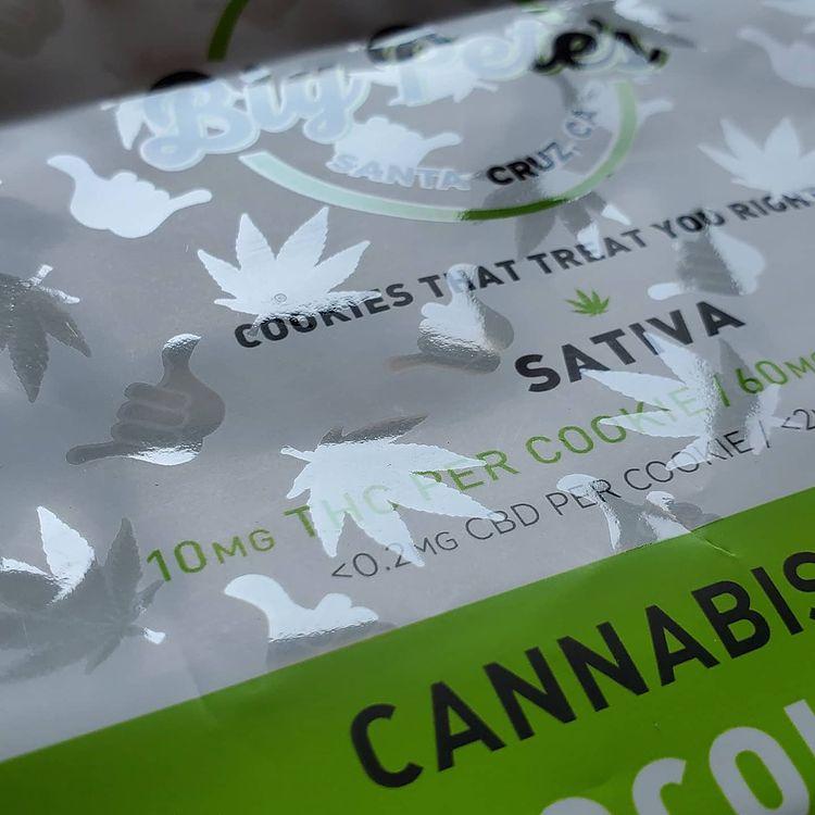 Custom Cannabis Packaging | Everything Ink